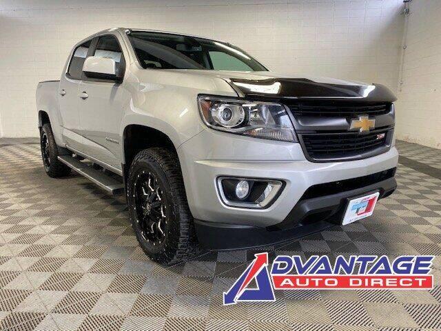 2018 Chevrolet Colorado for sale at Advantage Auto Direct in Kent WA