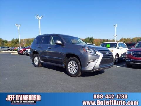 2017 Lexus GX 460 for sale at Jeff D'Ambrosio Auto Group in Downingtown PA