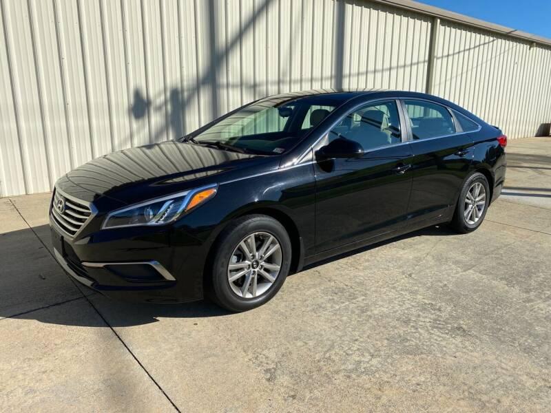 2017 Hyundai Sonata for sale at Freeman Motor Company in Lawrenceville VA