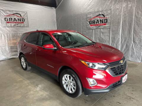 2019 Chevrolet Equinox for sale at GRAND AUTO SALES in Grand Island NE