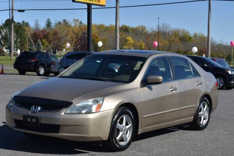 2005 Honda Accord for sale at Broadway Garage of Columbia County Inc. in Hudson NY