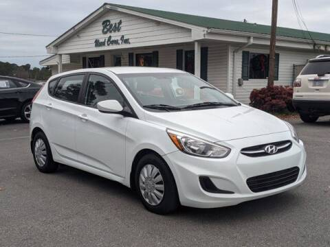 2016 Hyundai Accent for sale at Best Used Cars Inc in Mount Olive NC