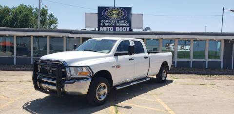 2012 RAM Ram Pickup 2500 for sale at BERG AUTO MALL & TRUCKING INC in Beresford SD