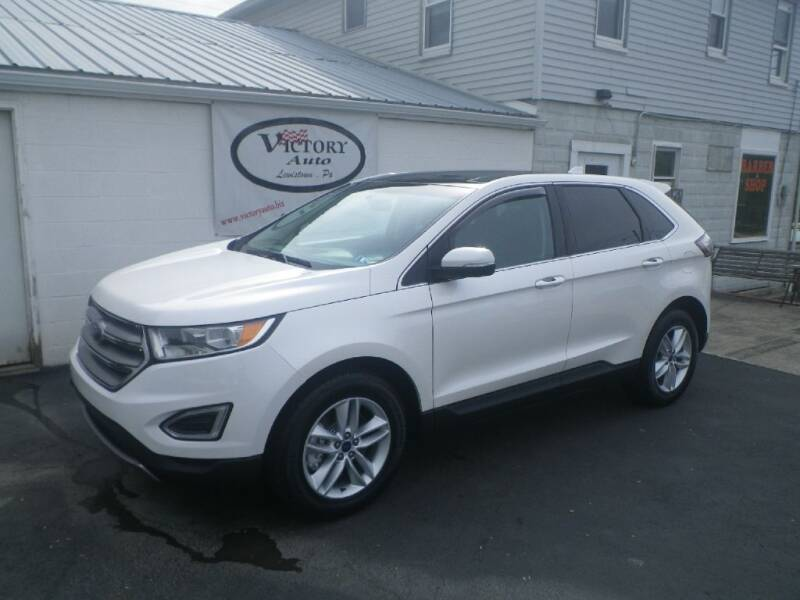 2015 Ford Edge for sale at VICTORY AUTO in Lewistown PA