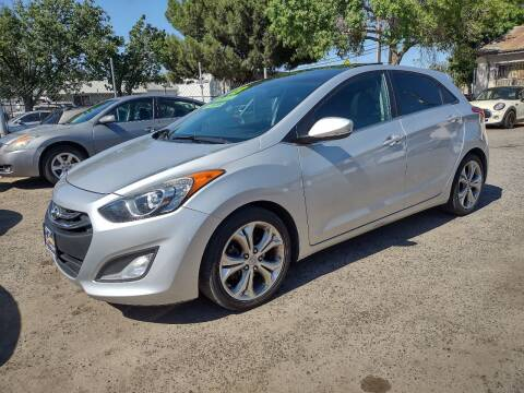 2013 Hyundai Elantra GT for sale at Larry's Auto Sales Inc. in Fresno CA