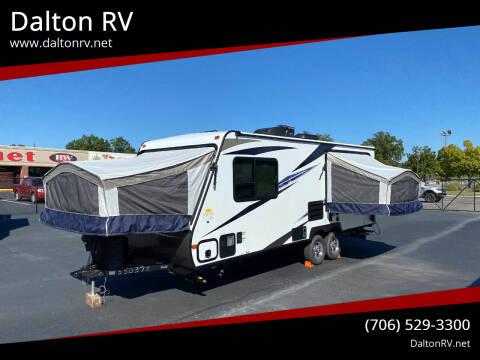2021 Palomino Solaire Expandable 185X for sale at Dalton RV in Dalton GA