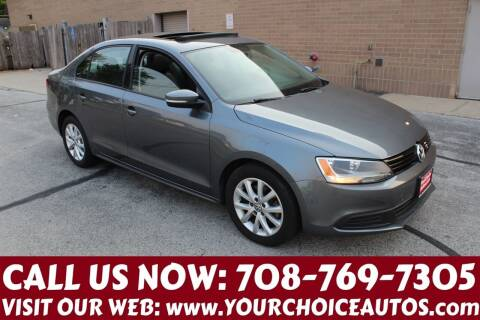 2011 Volkswagen Jetta for sale at Your Choice Autos in Posen IL