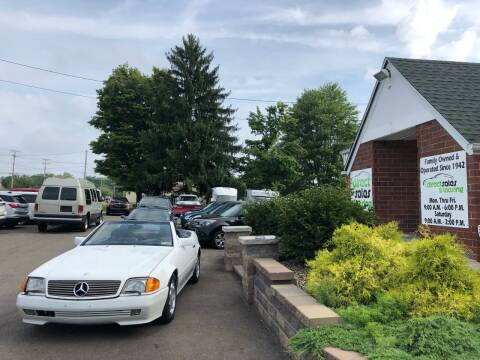 1994 Mercedes-Benz SL-Class for sale at Direct Sales & Leasing in Youngstown OH