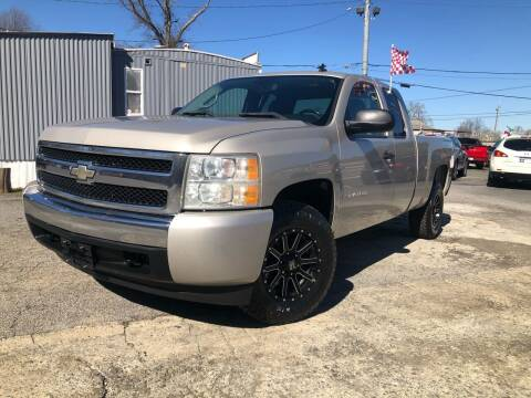 2008 Chevrolet Silverado 1500 for sale at Atlas Auto Sales in Smyrna GA