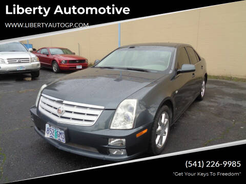 2007 Cadillac STS for sale at Liberty Automotive in Grants Pass OR
