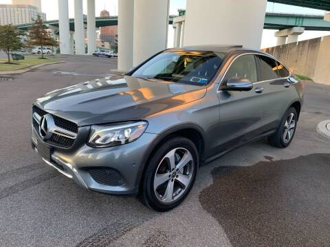 2018 Mercedes-Benz GLC for sale at The Auto Toy Store in Robinsonville MS
