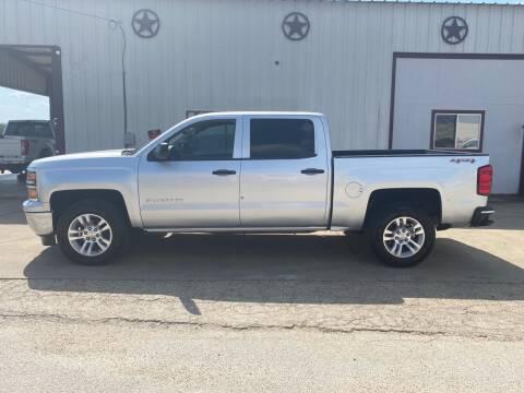 2014 Chevrolet Silverado 1500 for sale at Circle T Motors INC in Gonzales TX