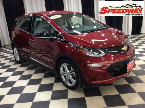 2017 Chevrolet Bolt EV for sale at SPEEDWAY AUTO MALL INC in Machesney Park IL