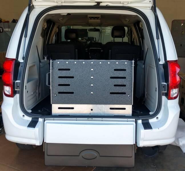2017 Dodge Grand Caravan for sale at Handicap of Jackson in Jackson TN
