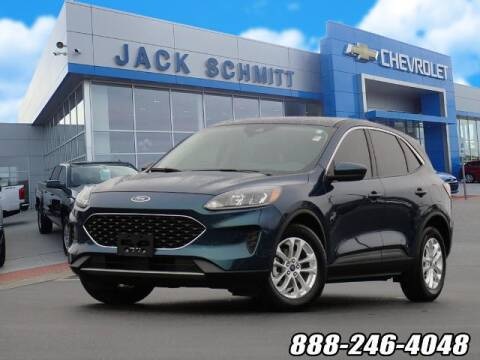 2020 Ford Escape for sale at Jack Schmitt Chevrolet Wood River in Wood River IL