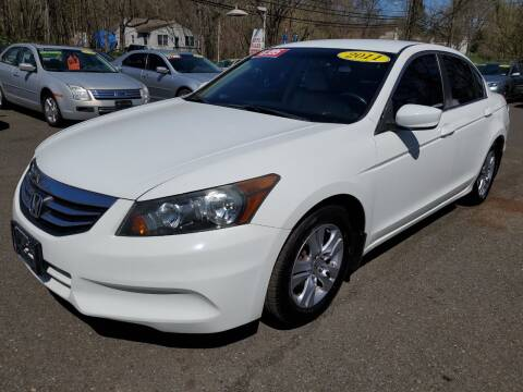 2011 Honda Accord for sale at CENTRAL GROUP in Raritan NJ