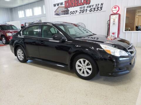2011 Subaru Legacy for sale at Kinsellas Auto Sales in Rochester MN
