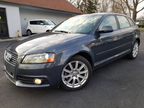 2010 Audi A3 for sale at Cedar Auto Group LLC in Akron OH