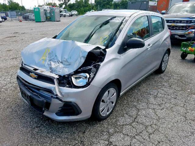 2017 Chevrolet Spark for sale at RAGINS AUTOPLEX in Kennett MO