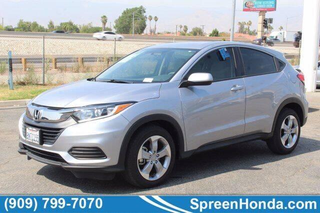 2019 Honda HR-V for sale in Loma Linda, CA