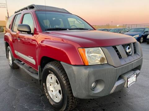 2006 Nissan Xterra for sale at VIP Auto Sales & Service in Franklin OH