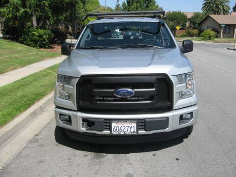 2015 Ford F-150 for sale at StarMax Auto in Fremont CA