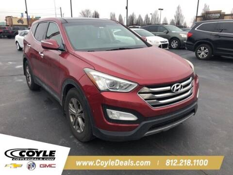 2013 Hyundai Santa Fe Sport for sale at COYLE GM - COYLE NISSAN - Coyle Nissan in Clarksville IN