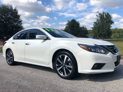 2017 Nissan Altima for sale at Chris Motors in Decatur GA