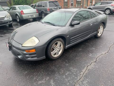 2005 Mitsubishi Eclipse for sale at Superior Used Cars Inc in Cuyahoga Falls OH