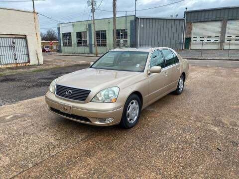 2001 Lexus LS 430 for sale at Memphis Auto Sales in Memphis TN