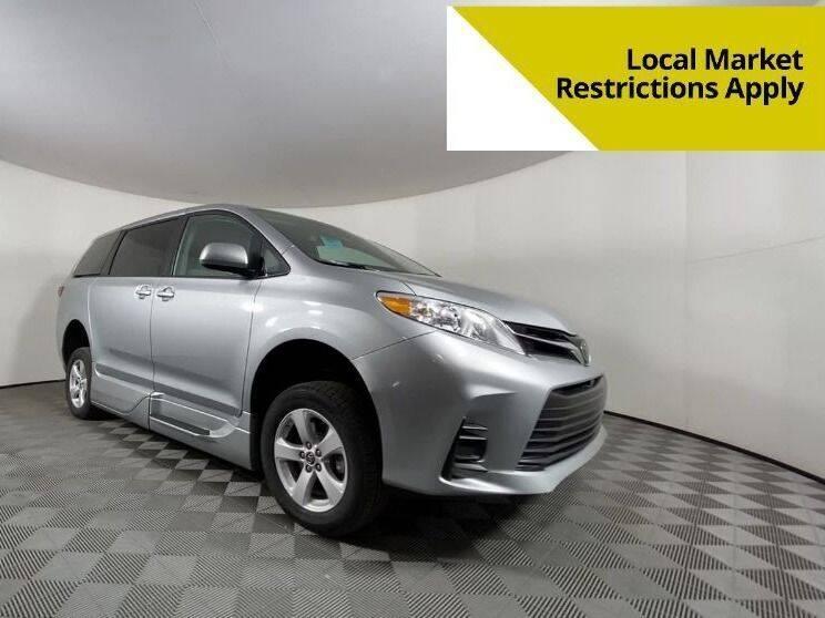 2020 Toyota Sienna for sale in Phoenix, AZ