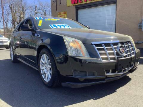 2012 Cadillac CTS for sale at Active Auto Sales Inc in Philadelphia PA