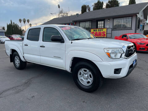 2014 Toyota Tacoma for sale at Blue Diamond Auto Sales in Ceres CA
