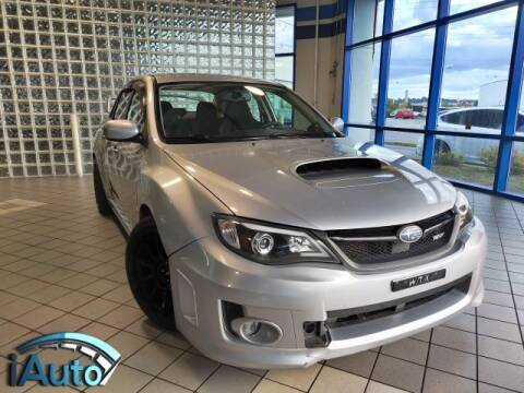 2012 Subaru Impreza for sale at iAuto in Cincinnati OH