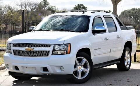 2012 Chevrolet Avalanche for sale at Texas Auto Corporation in Houston TX