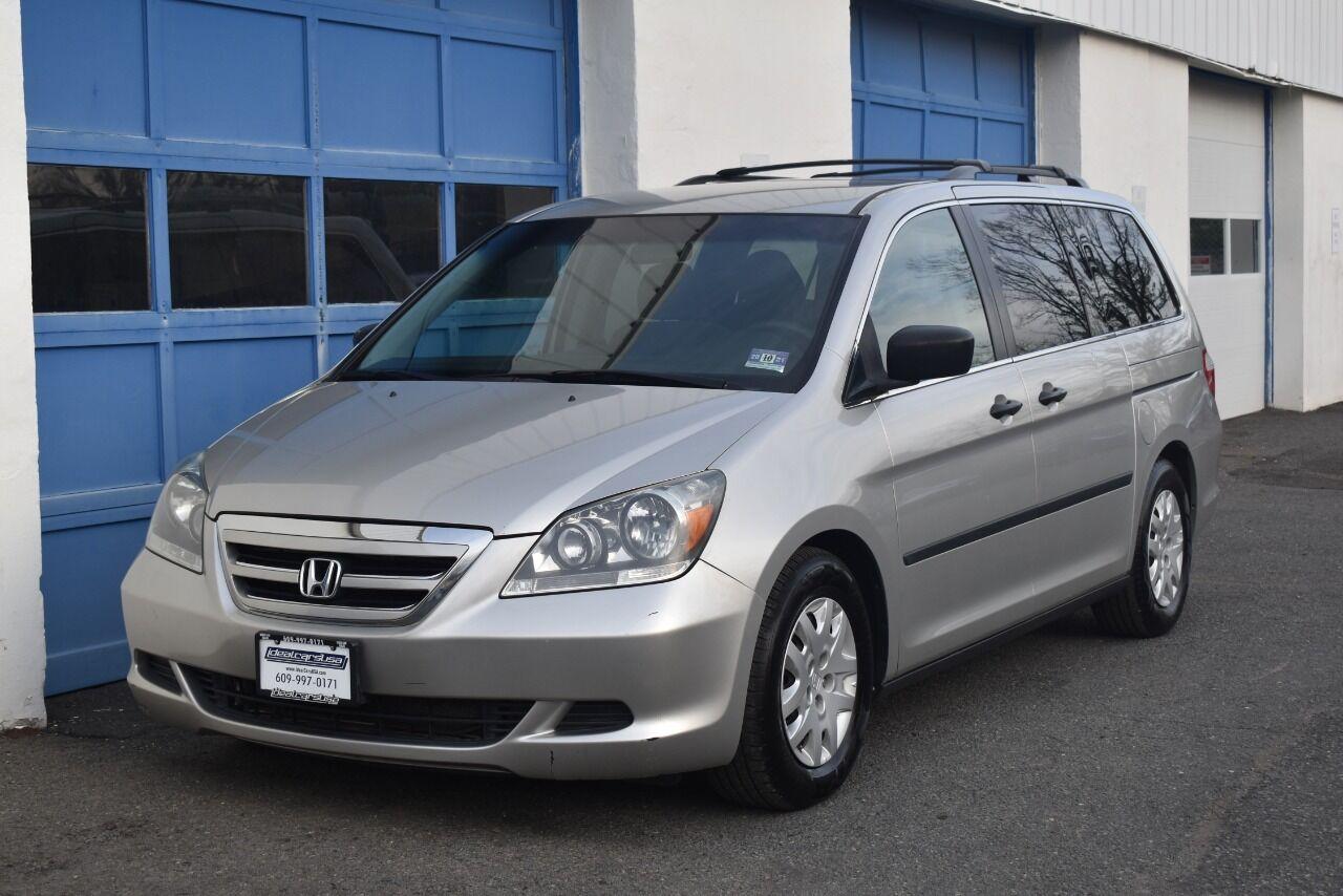 2007 Honda Odyssey LX 4dr Mini Van full