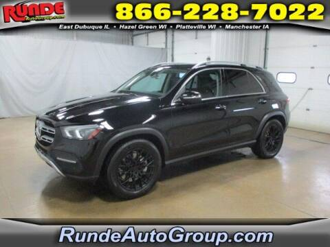 2020 Mercedes-Benz GLE for sale at Runde Chevrolet in East Dubuque IL