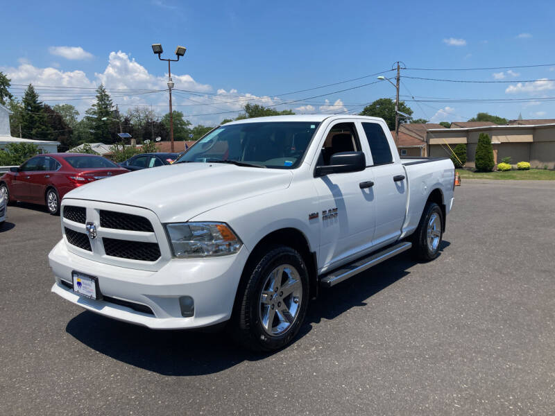 2013 RAM Ram Pickup 1500 for sale at Majestic Automotive Group in Cinnaminson NJ