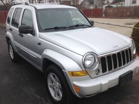 2007 Jeep Liberty for sale at Sindic Motors in Waukesha WI