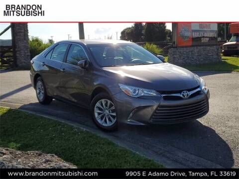 2017 Toyota Camry for sale at Brandon Mitsubishi in Tampa FL