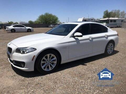 2016 BMW 5 Series for sale at MyAutoJack.com @ Auto House in Tempe AZ