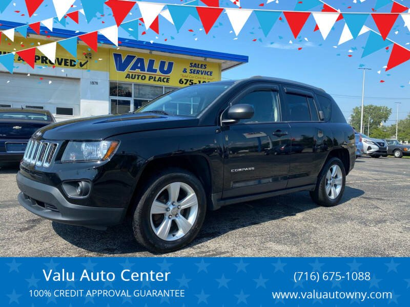 2014 Jeep Compass for sale at Valu Auto Center in West Seneca NY