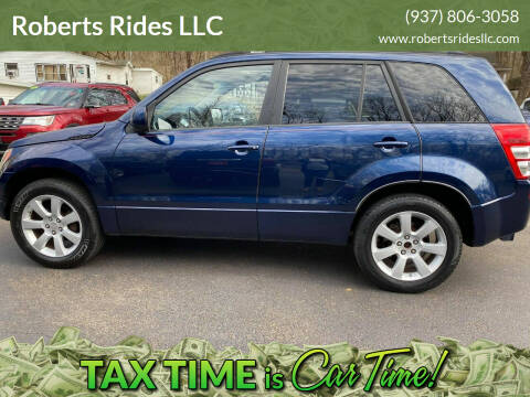 2012 Suzuki Grand Vitara for sale at Roberts Rides LLC in Franklin OH