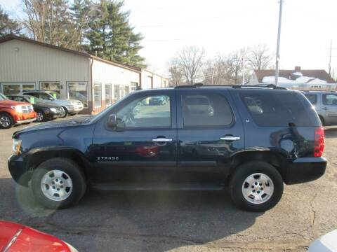 2007 Chevrolet Tahoe for sale at Home Street Auto Sales in Mishawaka IN