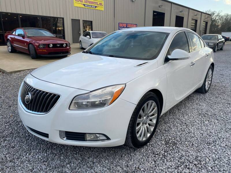 2013 Buick Regal for sale at Alpha Automotive in Odenville AL
