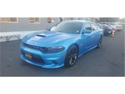 2019 Dodge Charger for sale at AutoDeals in Daly City CA