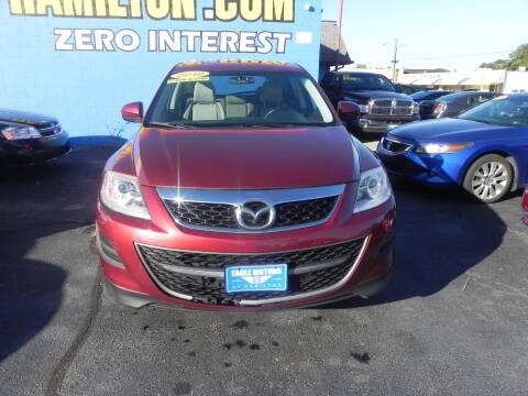 2010 Mazda CX-9 for sale at Eagle Motors in Hamilton OH