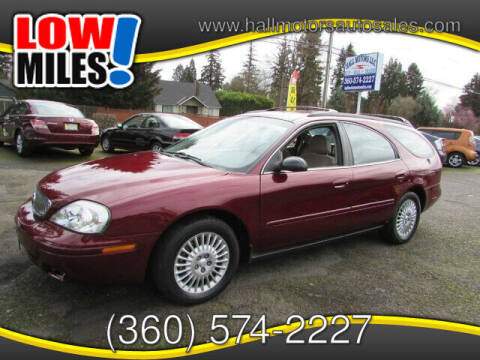 2004 Mercury Sable for sale at Hall Motors LLC in Vancouver WA