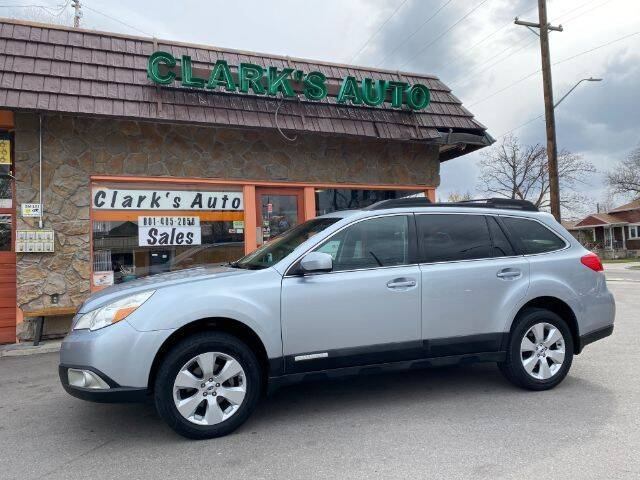 2012 Subaru Outback for sale at Clarks Auto Sales in Salt Lake City UT