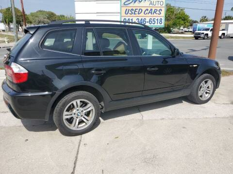 2006 BMW X3 for sale at Steve's Auto Sales in Sarasota FL